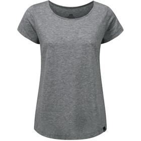 Sherpa Asha t-shirt Dames grijs